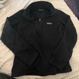 Patagonia Fleece Zip Up Size Small